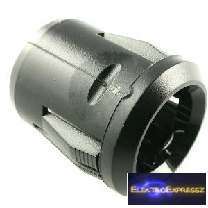 ET-6067 LED foglalat (8mm) 8mm-es ledhez műanyag foglalat