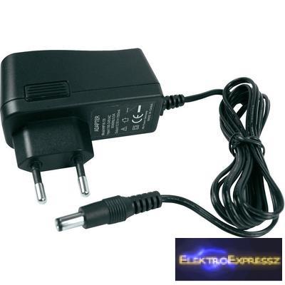 hálózati adapter /DUGASZ TÁP / 12V 1,5A