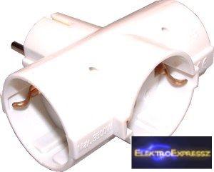 ET-8553 T-elosztó 230V-ra