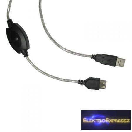 ET-92363 Aktív USB hosszabbító kábel 5m
