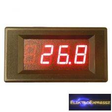 ET-92812 Digitális DC feszültségmérő 0-30V