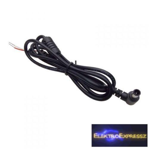 ET-92817 DC szerelt kábel SONY 6,3 x 4,4mm 1,2m