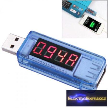 ET-93166 USB fogyasztásmérő