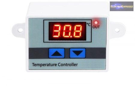 Digitális hűtő-fűtő termosztát 220V