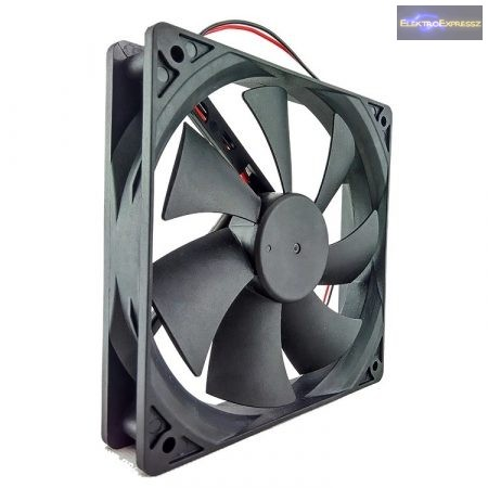 12V Ventilátor 120x120x25