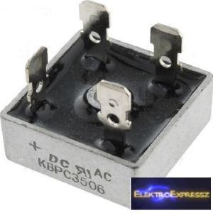 ET-KBPC3506 graetz dióda 35A/600V