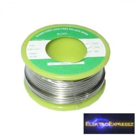 ET-SD7-1.0-50G Forrasztó ón, gyantával 1.0mm