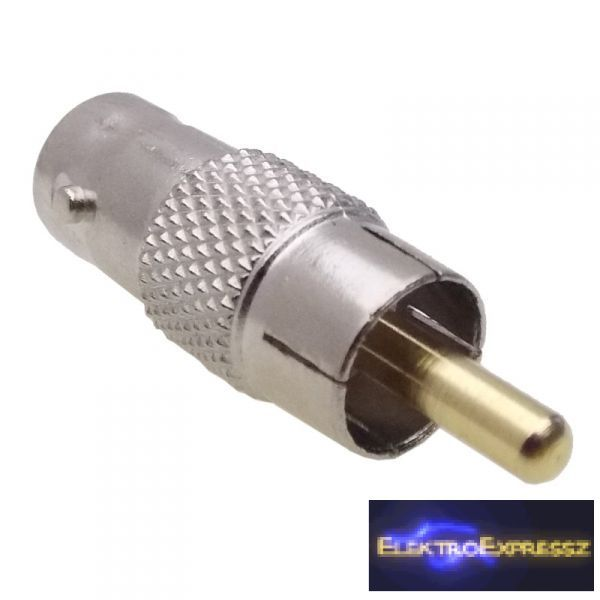 ET-3199 BNC aljzat-RCA dugó