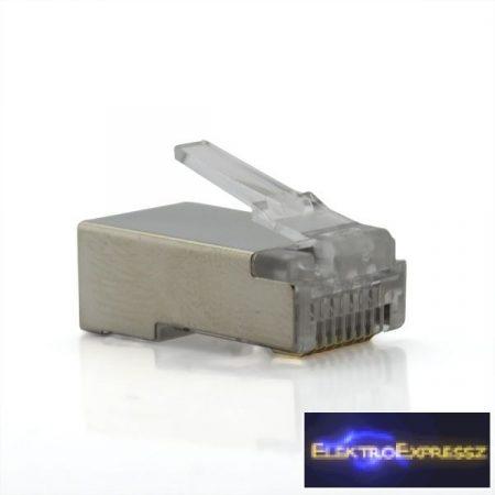 ET-5003E RJ45 csatlakozó CAT5e rugalmas kábelre