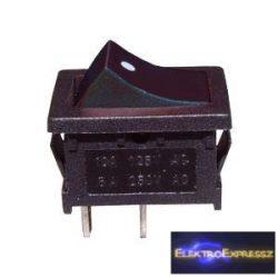 ET-5406 1 áramkörös 2 állású visszaálló kapcsoló