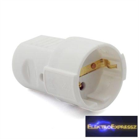 ET-8550-21 Szerelhető lengő dugalj, földelt