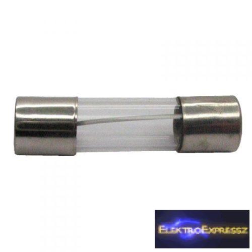 ET-LHF6-2A 2A 6x30mm lomha kioldású üvegcsöves biztosíték