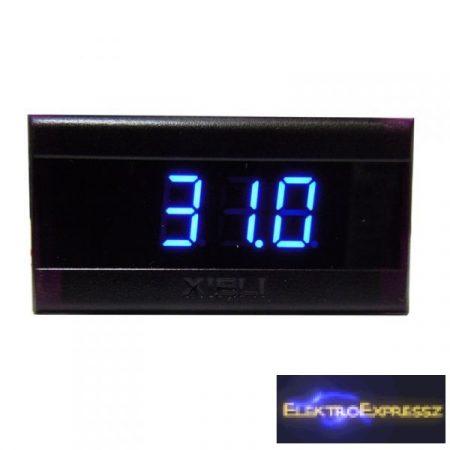 ET-XL3600V-1 Digitális DC feszültségmérő 0-199,9mV