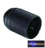 GE-6829CRN Csillár foglalat E27 fekete SOLERA