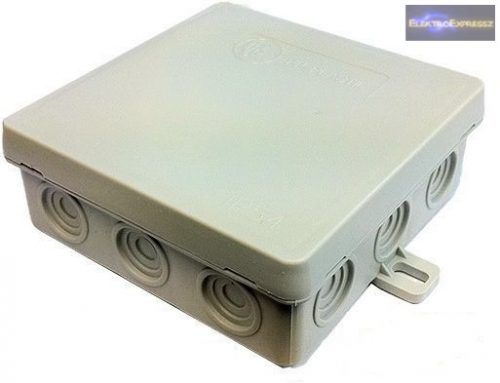 GE-N7  Doboz FASTBOX 100x100x38mm
