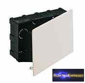 GE-624 Elágazó doboz 250X250X65mm Falba süllyeszthető kötődoboz SOLERA
