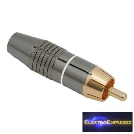 GA-05087FH RCA dugó Aranyozott csatlakozó