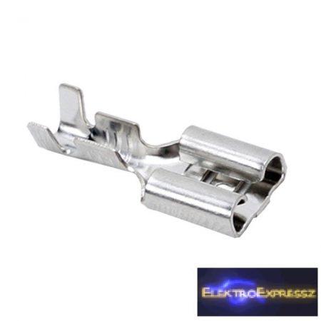 GA-05293 - Ónozott csúszósaru aljzat , 4,8 mm-es dugóhoz