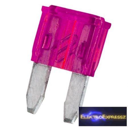 GA-05361 Mini késes biztosíték 11x8,6mm 4A
