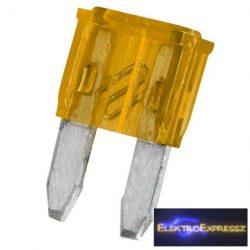 GA-05362 Mini késes biztosíték 11x8,6mm 5A