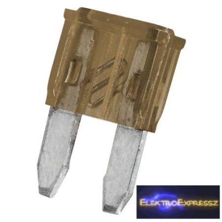 GA-05363 - Mini késes biztosíték 11x8,6mm 7,5A