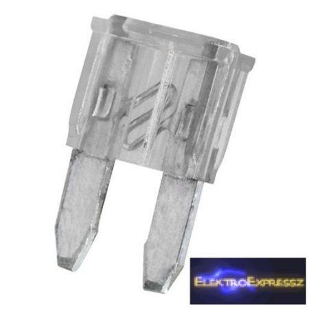 GA-05367 Mini késes biztosíték 11x8,6mm 25A