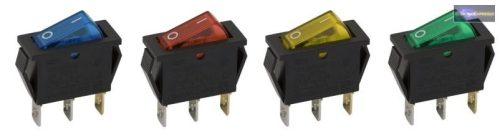 GA-09050KE - Billenő kapcsoló