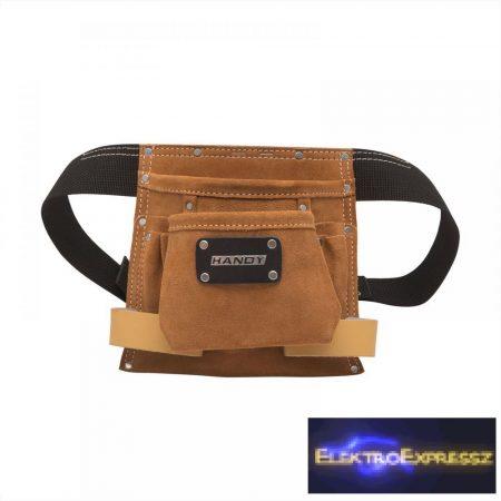 GA-10262 - Bőr szerszám- és szegtartó táska