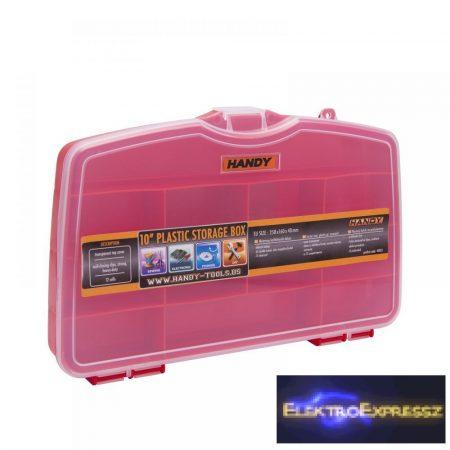 GA-10953 - Műanyag rendszerező doboz