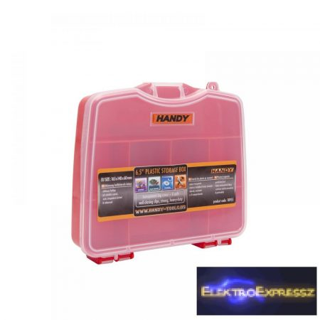 GA-10955 - Műanyag rendszerező doboz