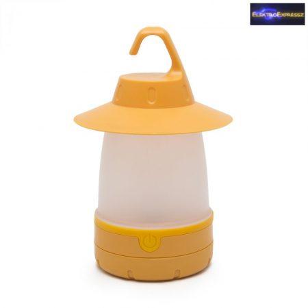 Akasztható kemping lámpa