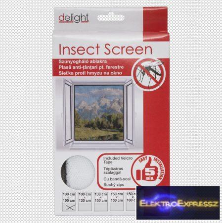 GA-11600WH - Szúnyogháló ablakra fehér 100x100