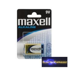 GA-18724 - 9V-os elem maxell