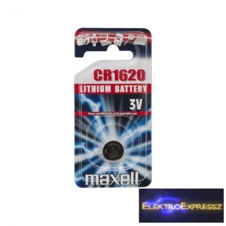 GA-18746 MAXELL Gombelem CR 1620 Li • 3 V