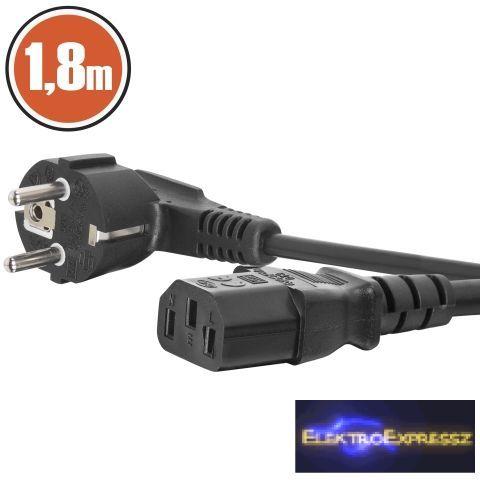 GA-20160 Hálózati tápkábel 1,8 m