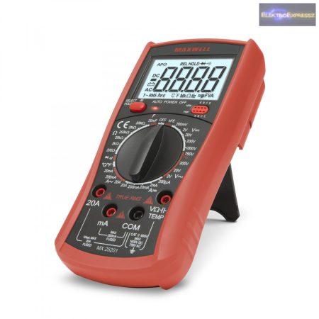 GA-25201 Digitális multiméter