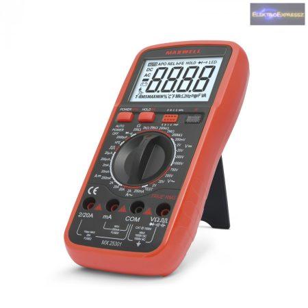 GA-25301 Digitális multiméter TTL logikai méréssel