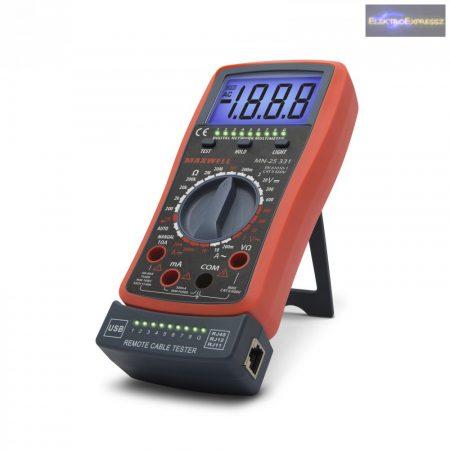 GA-25331 Digitális multiméter