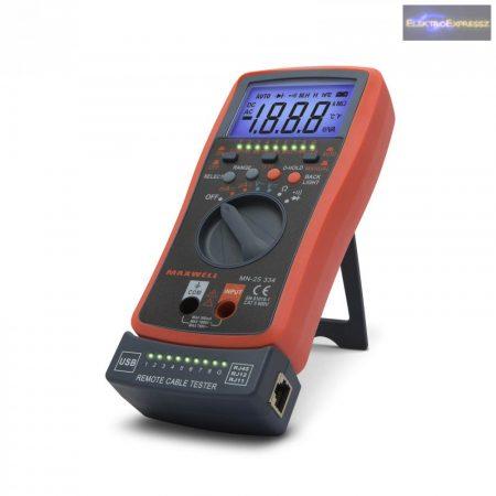 GA-25334 Digitális multiméter