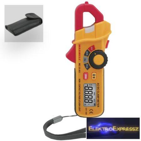 GA-25603 Digitális lakatfogó érintkezés nélküli áram detektálással