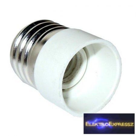 ET-2814 Izzó foglalat átalakító E14->E27