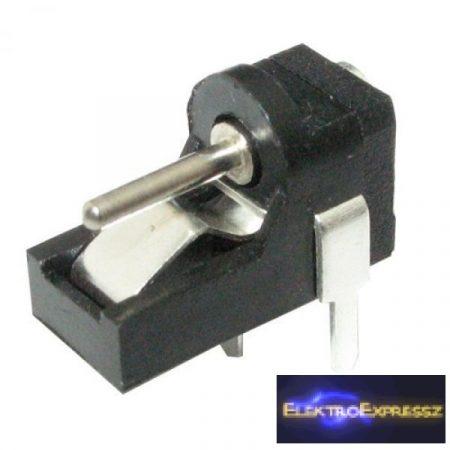 DC aljzat 1mm beépíthető.