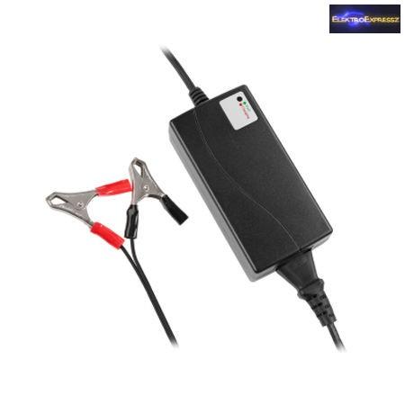 Akkumulátor töltő max 12V 7 - 14AH