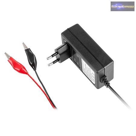 Zselés akkumulátor töltő 6V