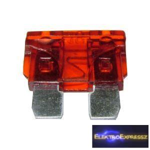 ET-2255 autó biztosíték 10A(piros)