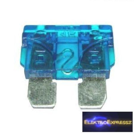 ET-2256 autó biztosíték 15A, Kék
