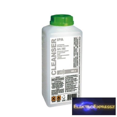 LP-CHE1492 nagy tisztaságú izopropyl alkohol 1l