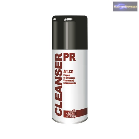 Kontakt PR tisztító potméterhez 150ml