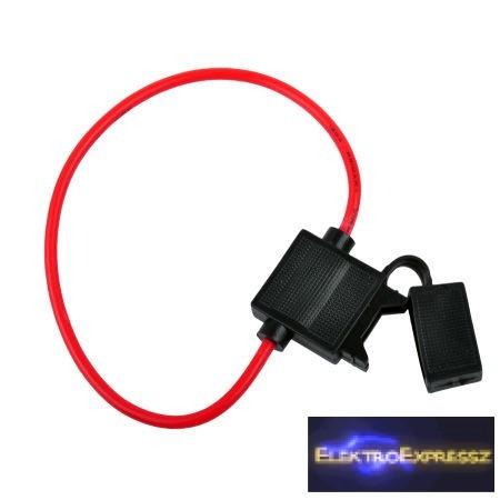 LP-GNI0131-2 Autós késes biztosíték tartó