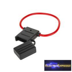 LP-GNI0131-4 Autós késes biztosíték tartó
